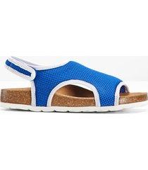 sandalo comodo (blu) - bpc selection