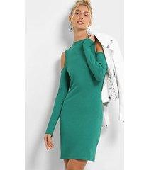 264fad7169 Vestidos Tubinho Verde - Versace - 1 produtos - Jak Jil
