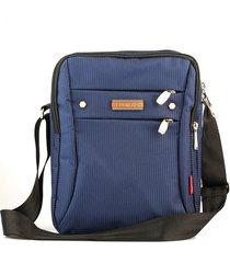 borsa a tracolla per borsa a tracolla casual impermeabile in nylon per uomo
