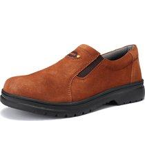 scarpe antinfortunistiche da lavoro per uomo in acciaio antiscivolo