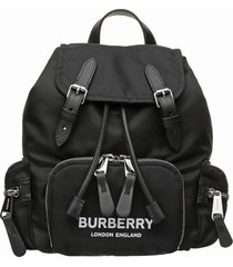 burberry burberry backpack with logo
