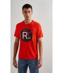 camiseta estampada r ltda reserva vermelho - vermelho - masculino - dafiti
