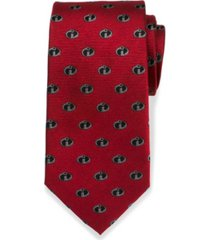 disney pixar's the incredibles logo men's tie
