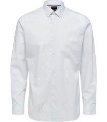 skjorta slhregpen-alex shirt ls b