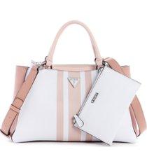 guess ambrose girlfriend satchel