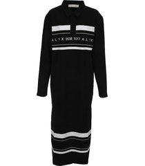 alyx oversized polo shirt dress