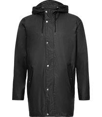 steely jacket 7357 regenkleding zwart samsøe samsøe