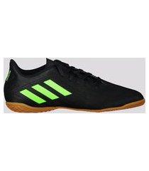 chuteira adidas deportivo in futsal preta