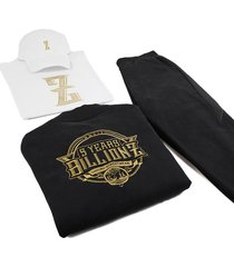 conjunto negro billionz 5 years