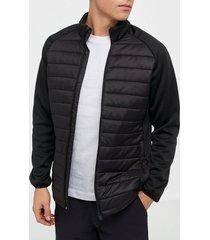 selected homme slhnew quilt jacket b jackor svart