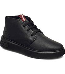 mattis-fur/00 desert boots snörskor svart bally