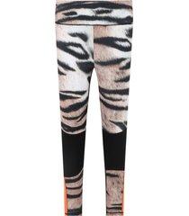 molo multicolor oympia leggings for girl