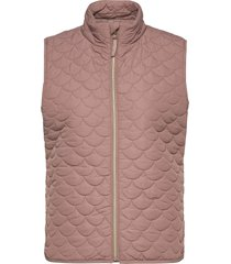 emmysz vest vests padded vests roze saint tropez