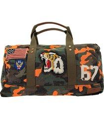 ralph lauren handbag with tiger