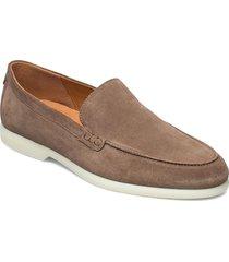 citytray lite loafers låga skor brun ecco