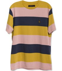 junk food men's brando short sleeve stripe shirt