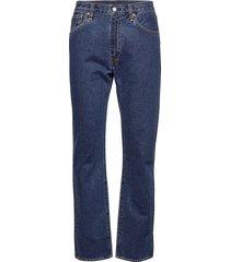 551z authentic straight rubber jeans blå levi´s men