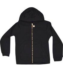chiara ferragni classic zipped hoodie