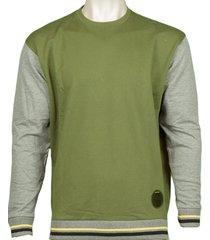 diesel sweatshirt jorgie groen