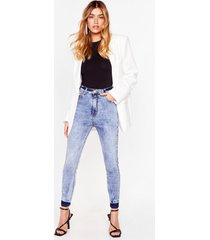 womens carry on ass normal petite skinny jeans - blue