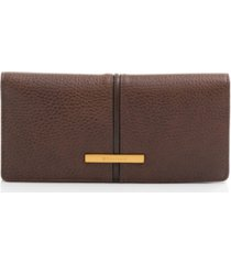 brahmin ady leather wallet