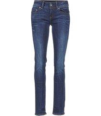 straight jeans g-star raw midge saddle mid straight