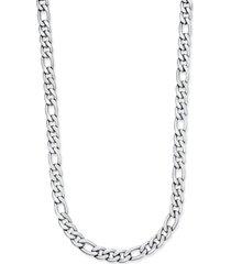 sutton by rhona sutton men's stainless steel necklace