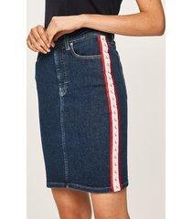 calvin klein jeans - spódnica jeansowa