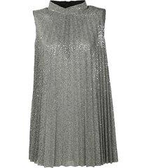 dondup pleated dress