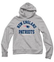 authentic apparel men's new england patriots established hoodie
