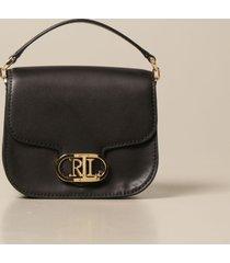 lauren ralph lauren handbag lauren ralph lauren leather shoulder bag