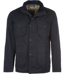 barbour sanderling casual jacket, navy, xx large