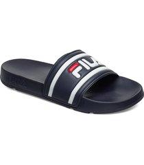 morro bay slipper 2.0 slippers tofflor blå fila