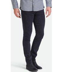 jeansy z 5 kieszeniami model slim