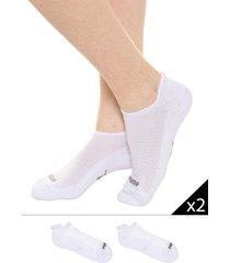 pack de medias  blanco  puma  sneaker 2p