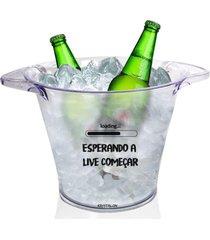 balde de gelo 5l - personalizado criativo para live