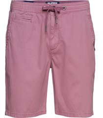 sunscorched short surfshorts rosa superdry