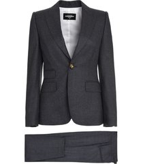 dsquared2 wool two-pieces suit