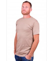 alan red t-shirt derby khaki