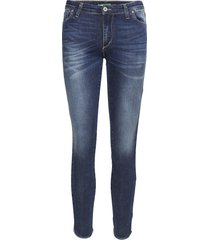 catwoman blu denim raka jeans blå please jeans