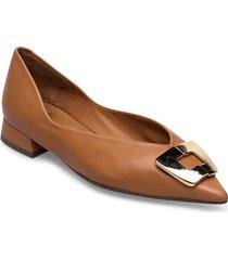 shoes 4511 ballerinaskor ballerinas brun billi bi