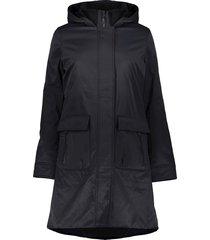 jacket soft hood & zipperpockets
