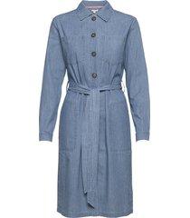 barbour tynemth dr dresses everyday dresses blå barbour