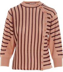 chloé crewneck sweater