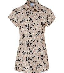 desoto pia mini blouse