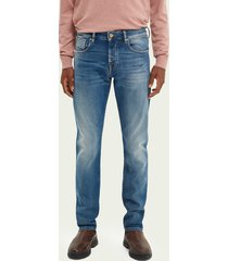scotch & soda ralston regular slim-fit jeans — daily report