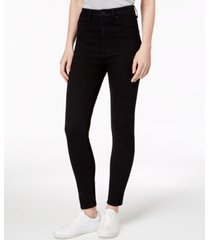 celebrity pink juniors' curvy high-rise skinny jeans