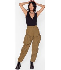 womens and they have pockets utility pants - olive