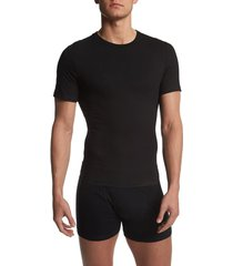 men's spanx crewneck cotton compression t-shirt