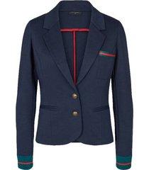 freequent blauwe blazer nanni-ja-g